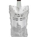 Cubre Vino bordada de Torre David