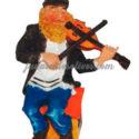 Figura de Rabino Violinista